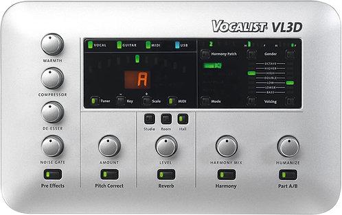 DIGITECH | MULTIEFECTO VOCALIST LIVE 3D