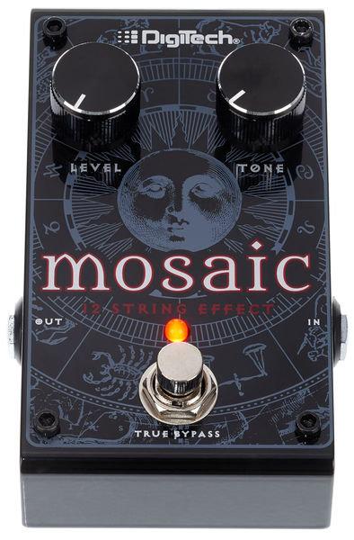 DIGITECH | PEDAL MOSAIC