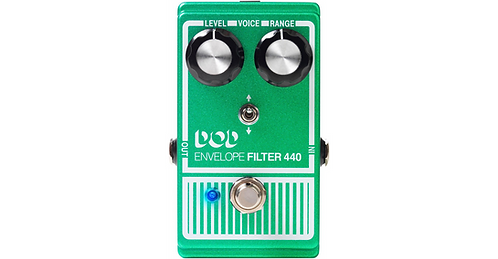 DIGITECH | PEDAL ENVELOPE FILTER 440