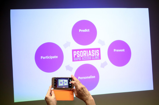 Psoriasis Rapid Access Clinic Launch – City Labs