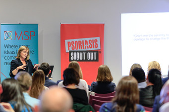 'Let's Talk Psoriasis!' – City Labs