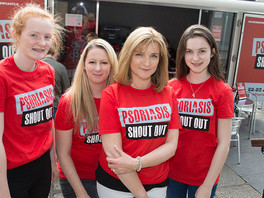 For one day only, the Psoriasis Shout Out is returning to Dublin!