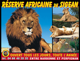 african reserve Sigean