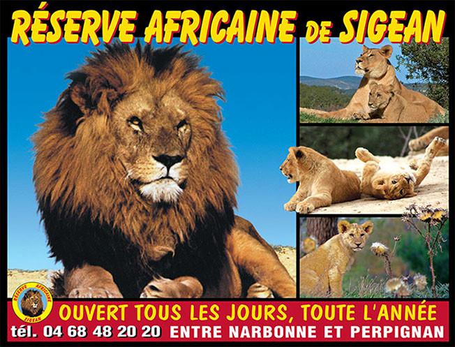 african reserve Sigean