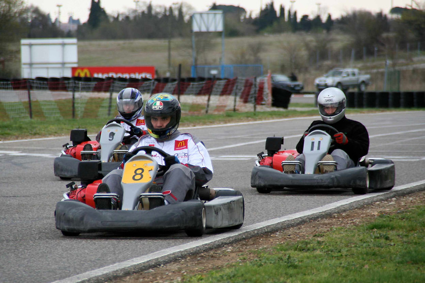 Carcassonne Karting