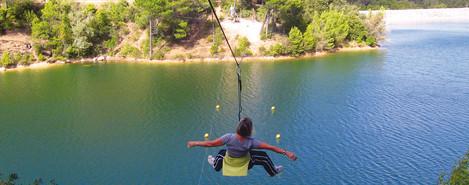 adventure park Carcassonne