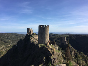 Lastours Castles