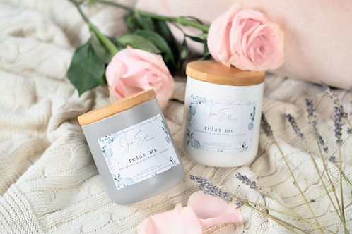 Relax me - 250ml Candle