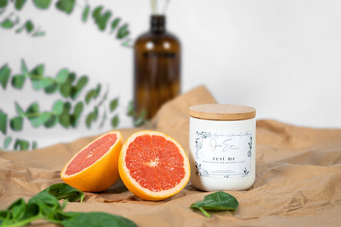 Zest me - 250ml Candle