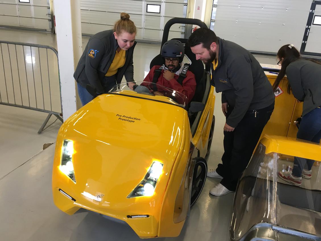 Start of a Test Ride.JPG