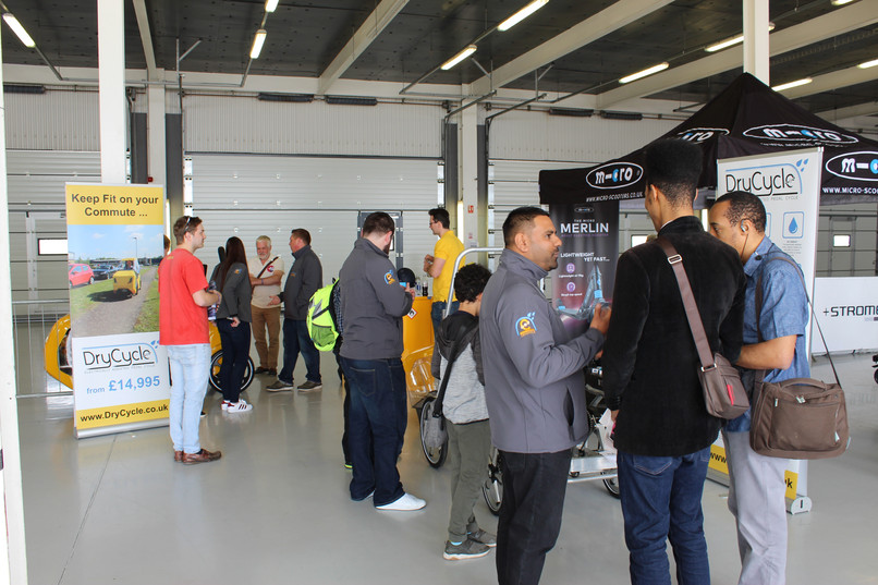 Our Stand was Always Busy.JPG