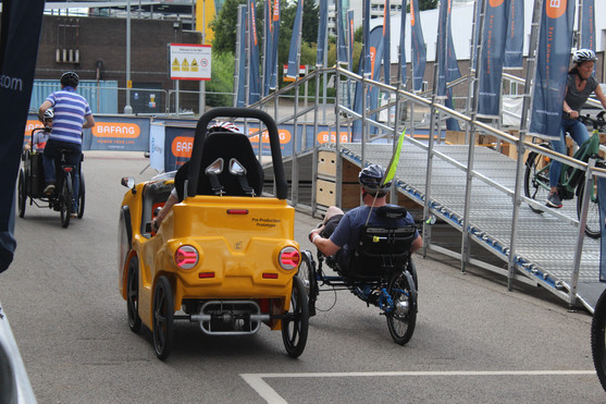 DryCycle meets Tricycle