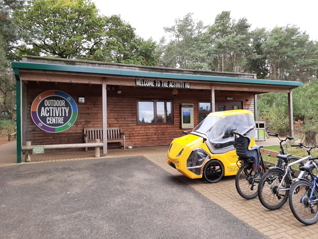 Activiy Center, Woburn Center Parcs