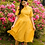 Thumbnail: Yellow Peter Pan dress