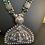 Thumbnail: Long haram with green stones