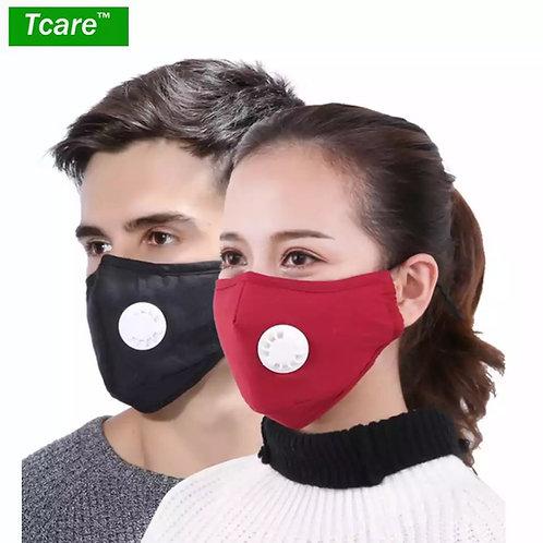 Anti Pollution PM2.5 Masque poussière Respirateur lavable réutilisable masque