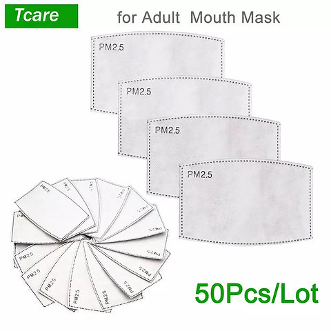 masque anti pollution papier