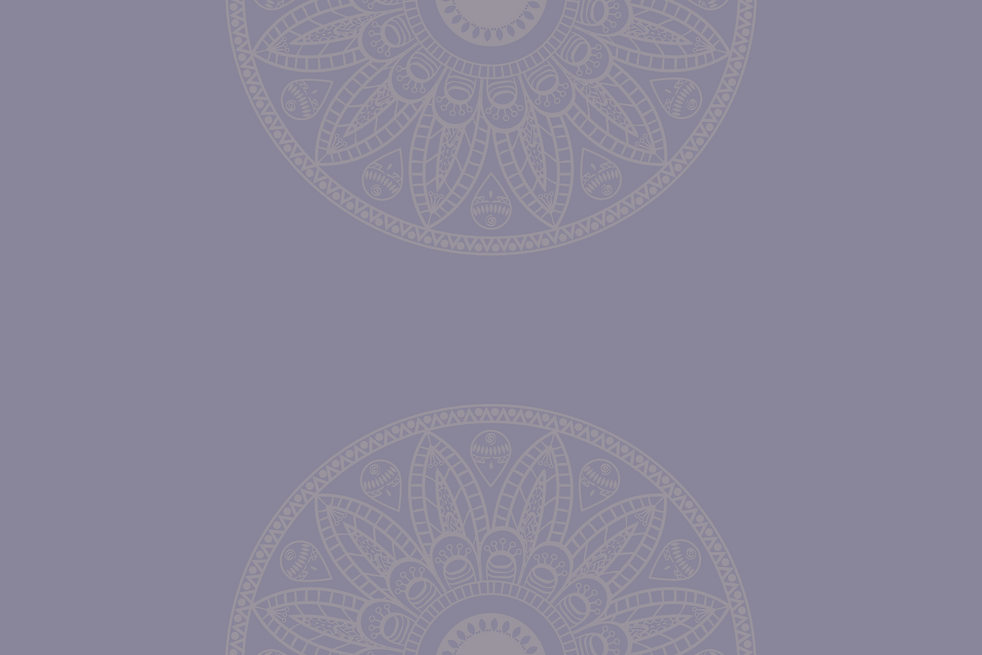 Yellow Illustrated Mandalas Gray Spa Gif