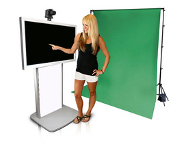 Edited photobooth girl pic
