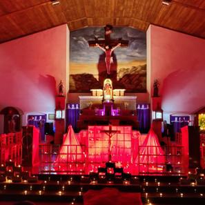 Taize Prayer at Bondel
