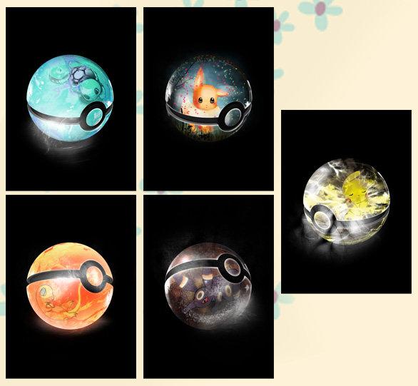 Affiche A3 - Ball