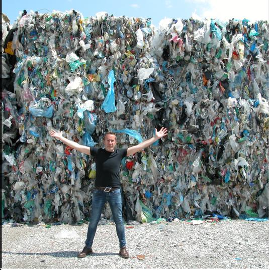 REVET atkritumu pārstrādes rūpnīca Itālija