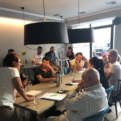 Transnational project meeting in Greece