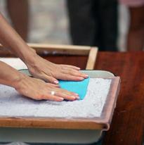 Papīra izgatavošanas darbnīca Bulgārijā