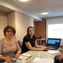 Training in Romania