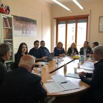Projekta tikšanās Itālijā