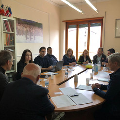 Transnational project meeting in Italy