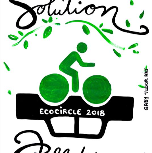 Green Week Romania vides plakātu konkursa uzvarētājs