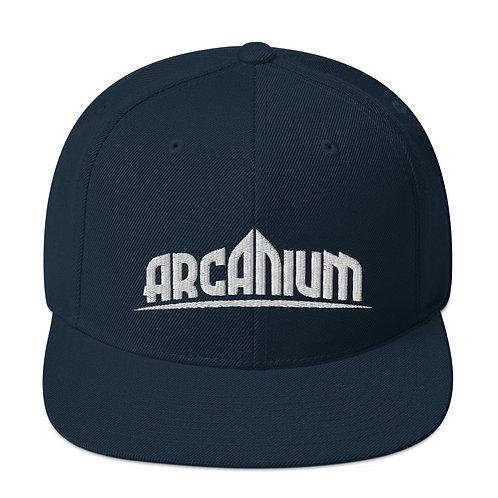 Snapback Hat - Arcanium Logo Classic