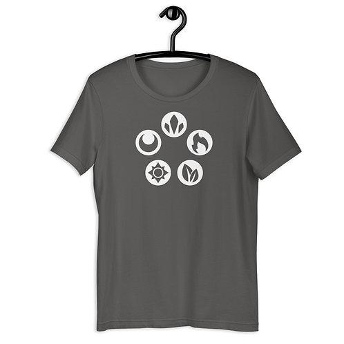 Short-Sleeve Unisex Premium T-Shirt - Schools Icons