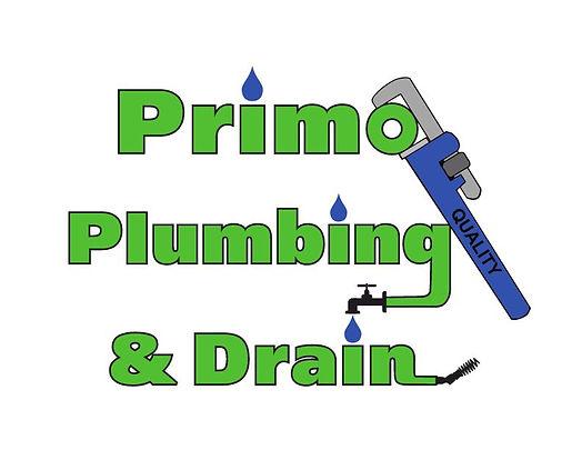 Primo Plumbing Logo