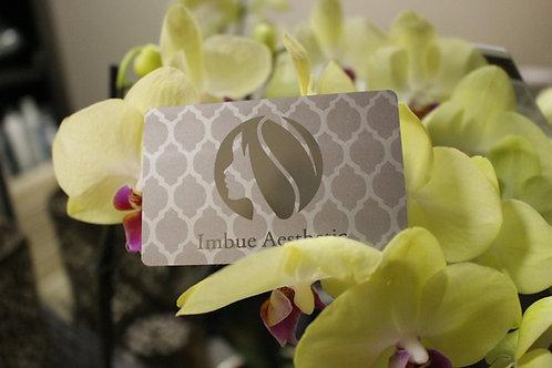 Imbue Aesthetic Gift Card
