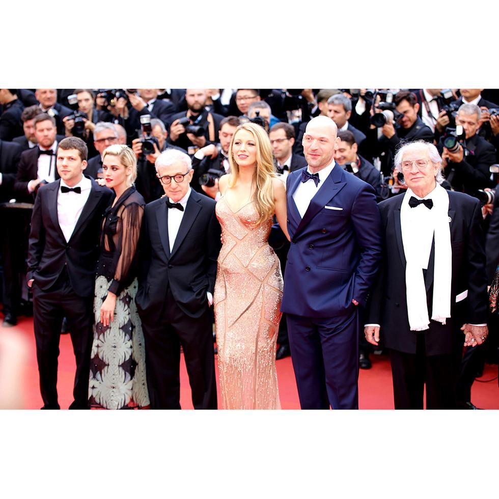 JessE Eisenberg Kristen Stewart Woody Allen Blake Lively Vittorio Storaro