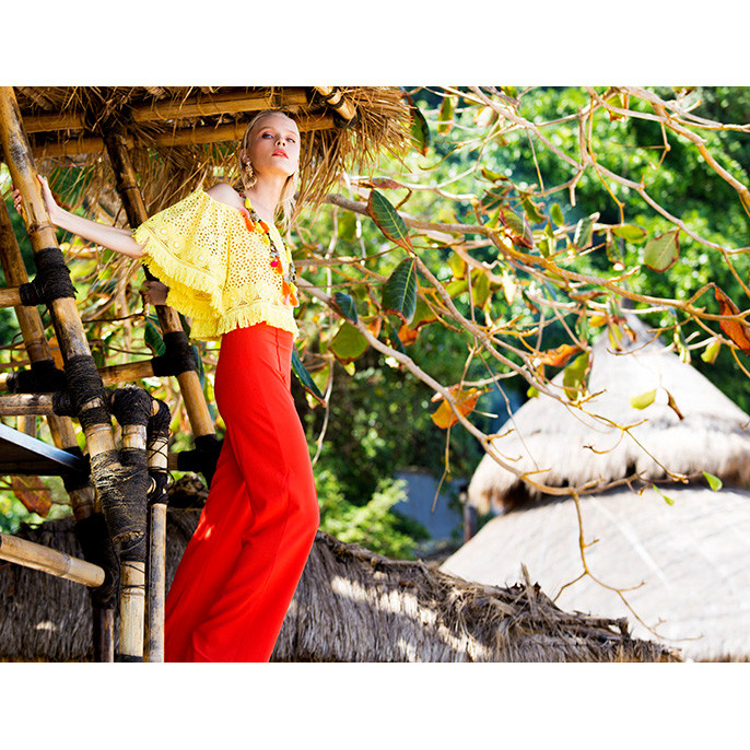 Tropical Glam FRV Magazine