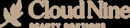 Cloud Nine - Horizontal Logo - Camel_1 - 1000px.png