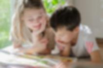 Übungen mit Kindern in der Logopädie