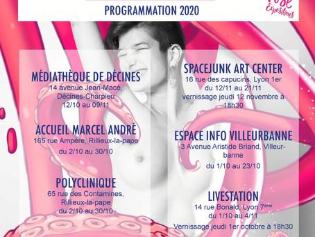 Projet Vénus 11ème édition se dévoile pour octobre rose 2020