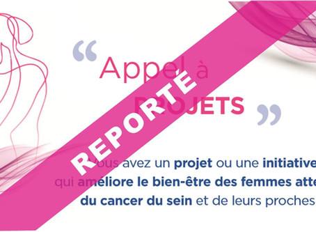 Report des Trophées               d'Europa Donna France 2020