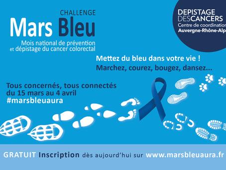 Challenge Mars Bleu : Europa Donna solidaire
