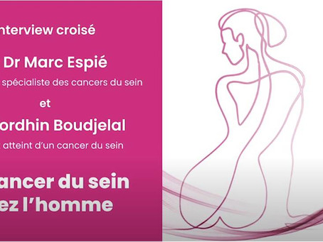 Cancer du sein au masculin