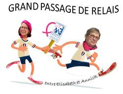 Passage relais E A