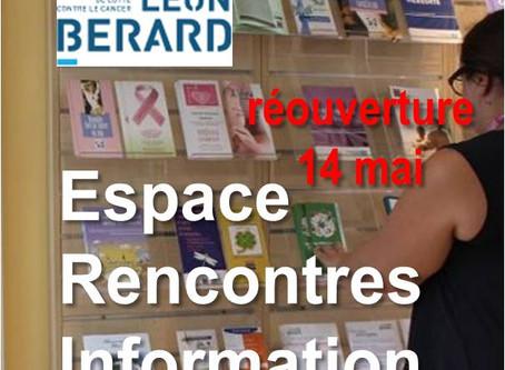 Réouverture de l'ERI du Centre Léon Bérard