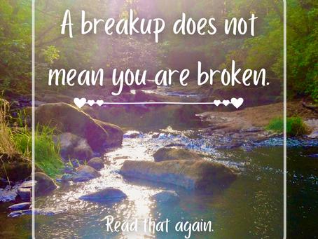 Break Up Without Breaking