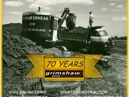 Grimshaw Group 70 Years Young