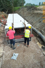 Grimshaw-Culvert-Construction