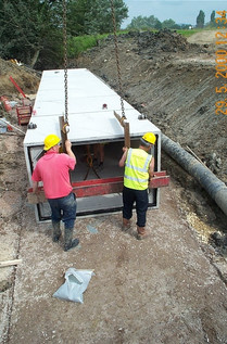 Grimshaw-Culvert-Construction